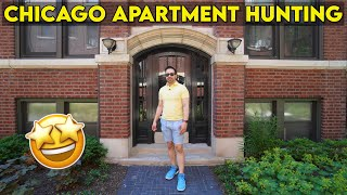HOW TO FIND AN APARTMENT IN CHICAGO - 5 Things to Know & 5 Steps To Start Your Apartment Hunt Vlog