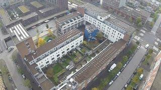 VVe op IJburg plaats 346 zonnepanelen en maakt een groendak