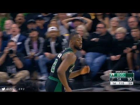 Kemba Walker Highlights vs San Antonio Spurs (26 pts, 5 reb, 8 ast)