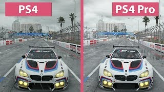 Project CARS 2 – PS4 vs. PS4 Pro 4K Graphics Comparison & Frame Rate Test