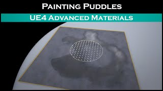 Unreal 4 Materials - Wet/puddle shader - Most Popular Videos