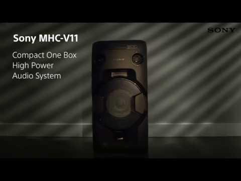 Sony MHC-V11 Mini Hifi