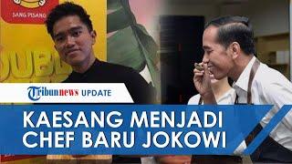 Bak Punya Chef Baru di Masa Pandemi, Jokowi Ungkap Kaesang yang Racik Beragam Menu untuk Keluarga