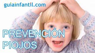 Prevención y repelentes para los piojos