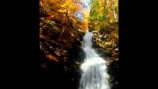 「寂光の滝」紅葉穴場スポット2015年inNikko栃木県日光市