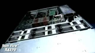 Sun Fire X4170, X4270 and X4275 servers