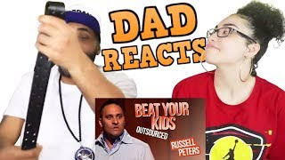 """MY DAD REACTS TO """"Beat Your Kids"""" 
