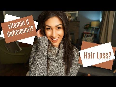 Vitamin D Deficiency and Hair Loss!?