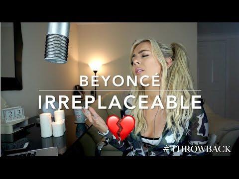 Beyoncé - Irreplaceable   Cover ?