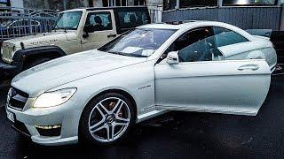 Mercedes CL 63 AMG! Как новый в 2.5 раза дешевле!