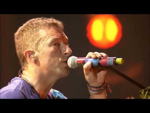 """The Scientist"" - Coldplay Live! (HD) Rose Bowl 2017"