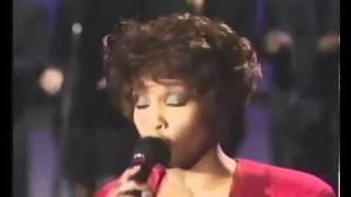 Whitney Houston Do You Hear What I Hear On Jay Leno