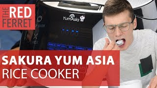 Yum Asia Sakura - Best Rice I Ever Tasted? [REVIEW]