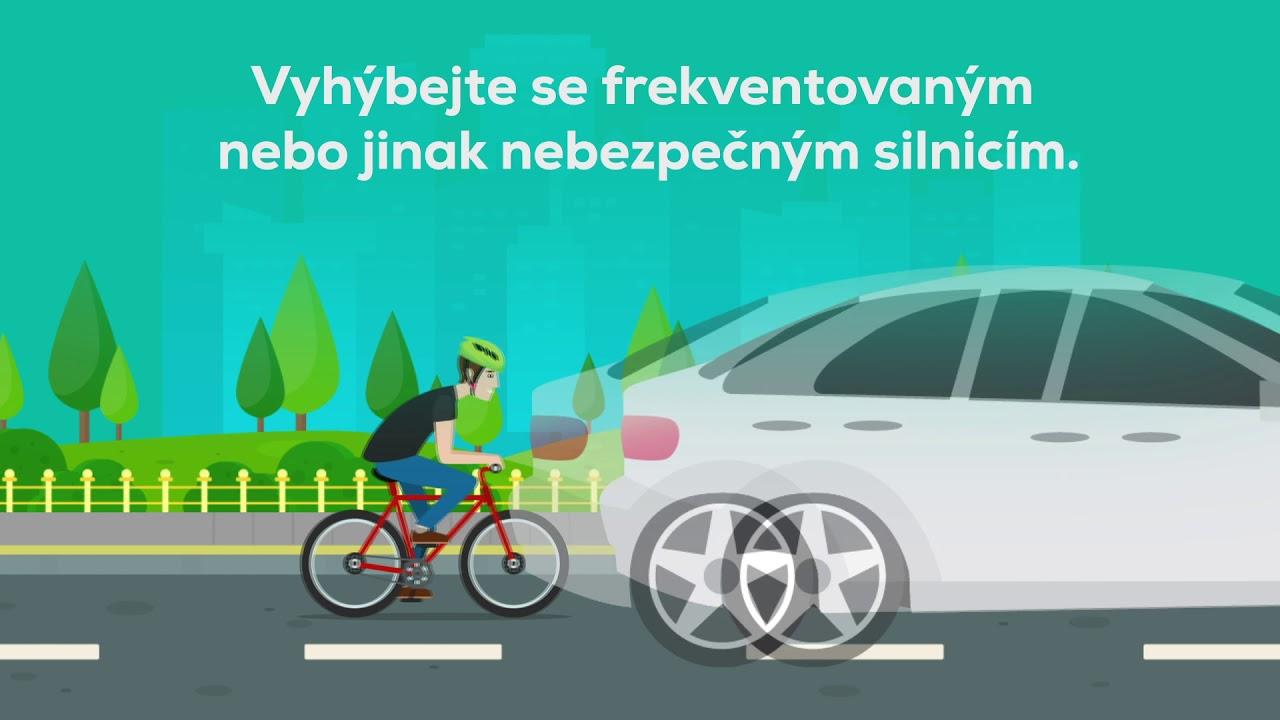 Bezpečnostní desatero pro cyklisty od JiříhoJežka