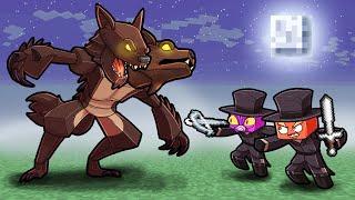 Master WEREWOLF Evolution! (Minecraft)