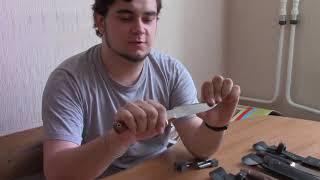 Какой металл можно использовать в производстве охотничьего ножа! Обзор ножей новинок от Гепарда!