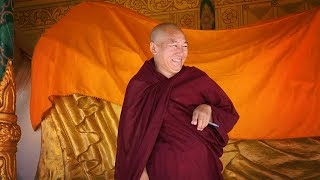 The Happiest Monk Alive