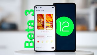 Android 12 Beta 3: What's new in July 2021 build!
