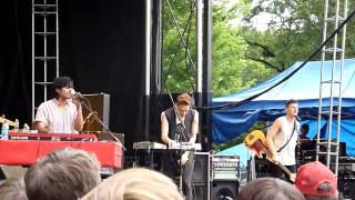 Yeasayer - Wait for the Summer - Pitchfork Music Festival 7/18/2009