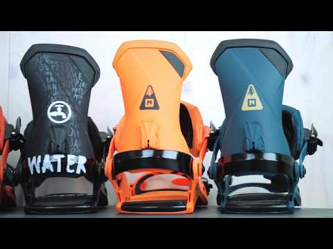 2019 Nitro Team Snowboard Binding Review