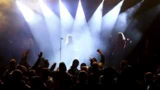Video SAGITTARI live!! - cover ABBA Lay all your love on me