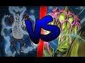 MONKEY D LUFFY VS GILD TESORO