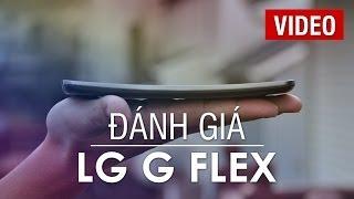 preview picture of video 'Đánh giá chi tiết LG G FLex'