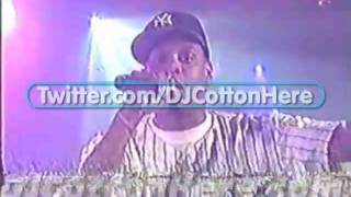 Jay-Z, Dame Dash & Foxy Brown's brother Pretty Boy performing (August 1997) *EXTREMELY RARE*