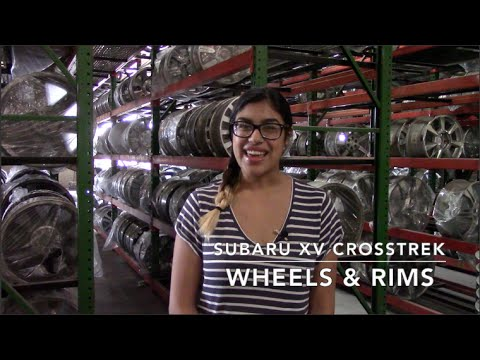Factory Original Subaru XV Crosstrek Wheels & Subaru XV Crosstrek Rims – OriginalWheels.com
