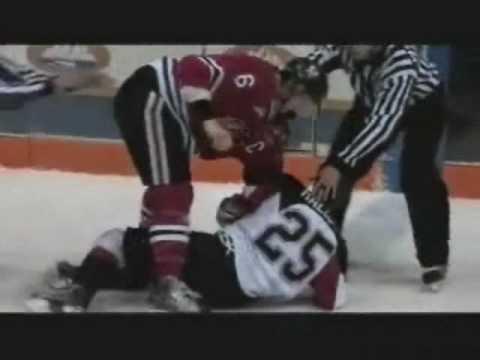 Tyler Halliday vs. Brett Ponich