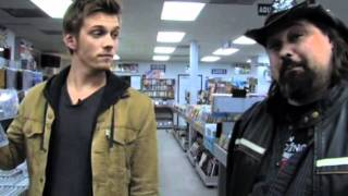 ДЖЕЙК ЭЙБЕЛ (АБЕЛЬ), Jake Abel Interview - I Am Number Four