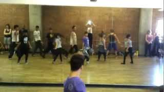 """Kaboom"" - Lady GaGa Ft. Kalenna Choreography By Ricky Lam (RL@M)"