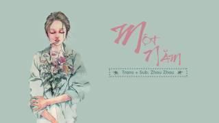 [Vietsub+Kara] Một năm - Châu Bút Sướng