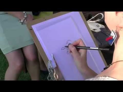 Chris The Caricaturist Video