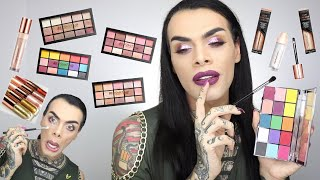 TESTING NEW MAKEUP REVOLUTION #2
