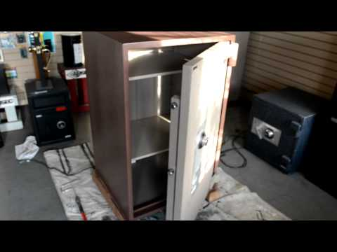 Amsec TL-15 Burglary and jewelry rated safe