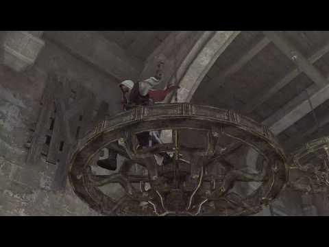 Assassin's Creed: Brotherhood. Синхронизация 100%. Логово Ромула 3. Шестой день. Латеранский дворец.