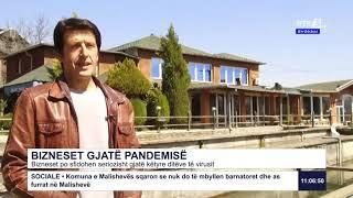 RTK3 Lajmet e orës 11:00 07.04.2020
