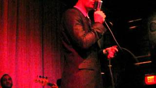 Darius Campbell singing I've Got You Under My Skin