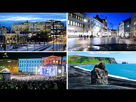 দেখে নিন পৃথিবীর সবচেয়ে সুখী ৫টি দেশ   Top 5 Happy Countries of the World