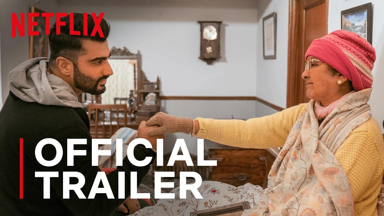 Sardar Ka Grandson   Official Trailer   Arjun Kapoor, Neena Gupta, Rakul Preet Singh