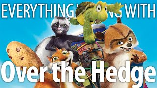 Everything Wrong With Over the Hedge In 16 Minutes Or Less