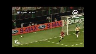 Ac Milan vs Bayern Munchin (4-1) UEFA Champions League 2006