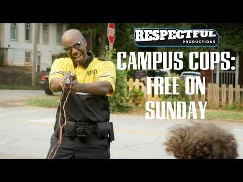 Campus Cops: Free On Sundays