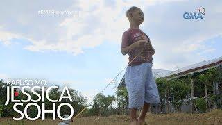 """Kapuso Mo, Jessica Soho: Tinaguriang """"Little Giant ng Iloilo,"""" kilalanin"""