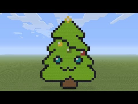 Pixel Art Minecraft 6 Son Goku Dragon Ball смотреть онлайн