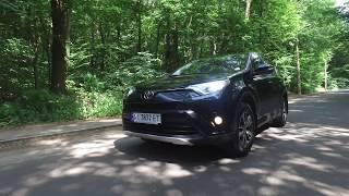 Toyota Rav4 New - аренда авто в Киеве. SevenCars