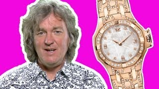 How Does A Quartz Watch Work? | James May's Q&A | Earth Lab