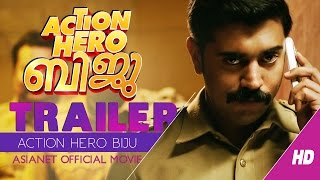 Action Hero Biju Trailer