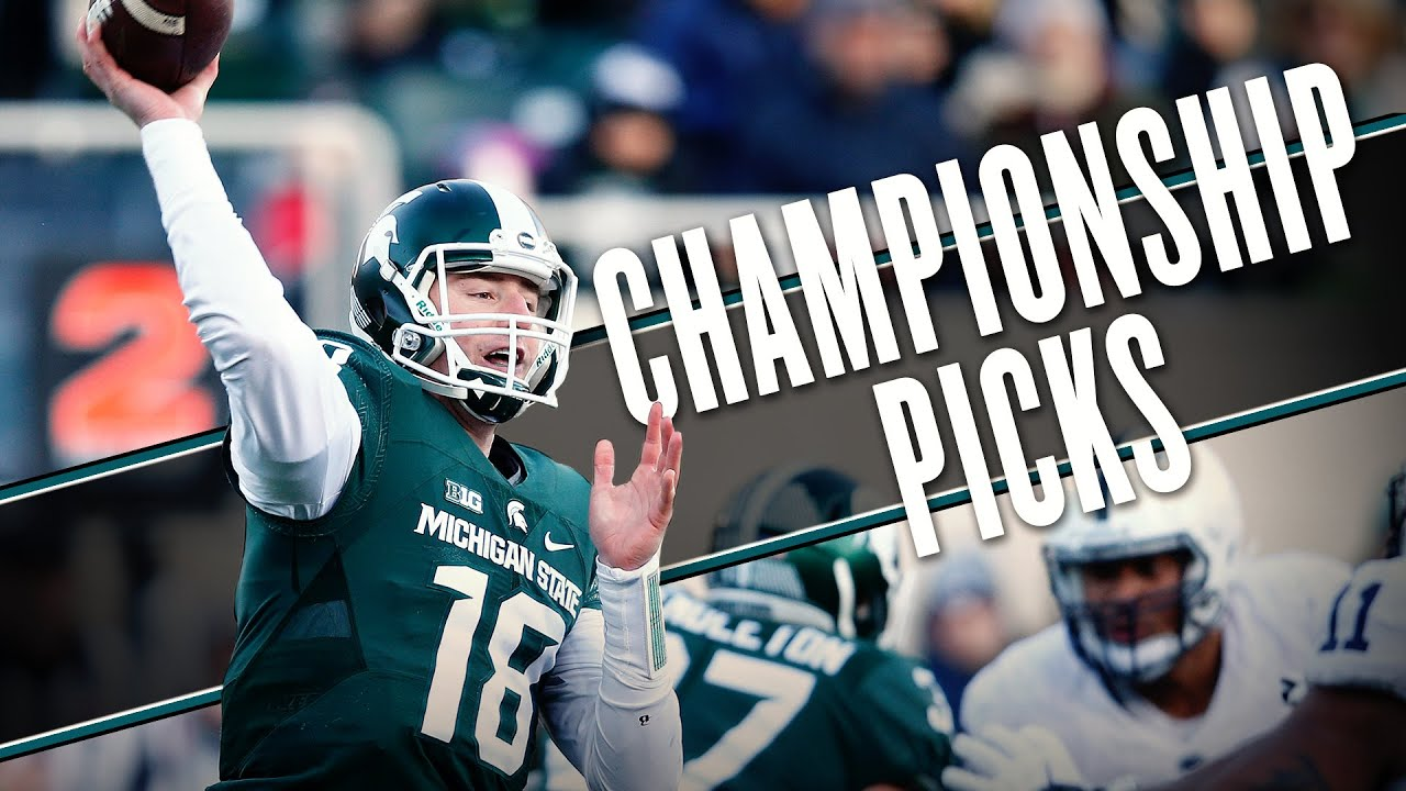 Easy Call: Conference championship week spread picks thumbnail